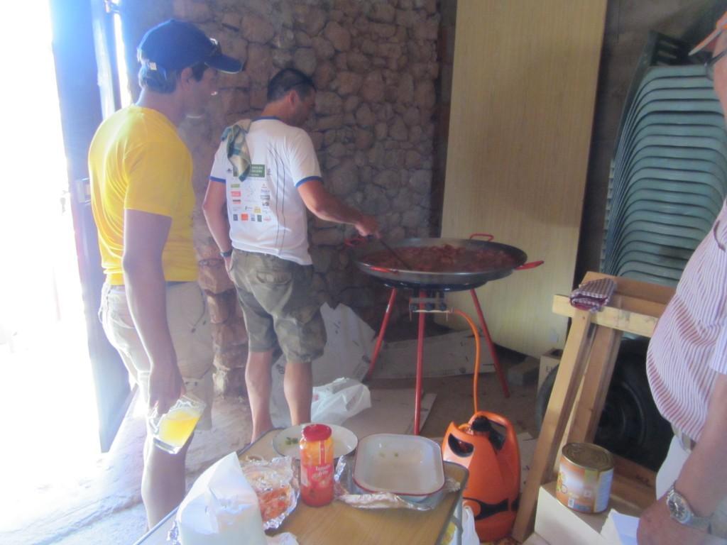 Preparación Fidegua